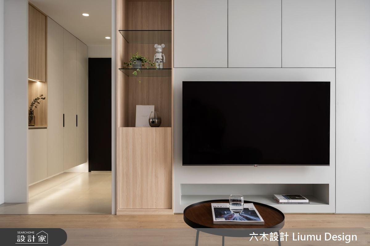 28坪新成屋(5年以下)_現代風案例圖片_六木設計 Liumu Design_六木_11之8