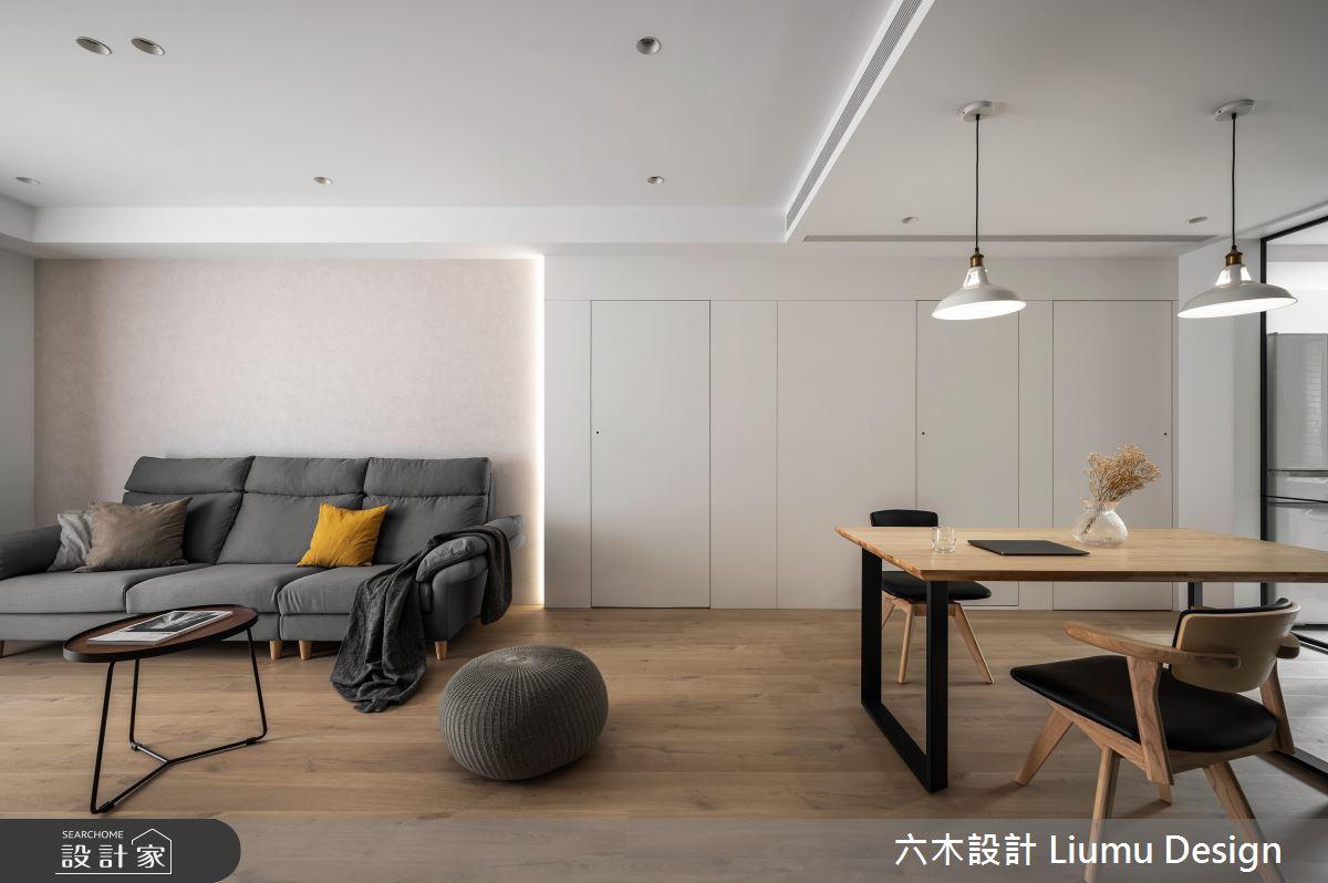 28坪新成屋(5年以下)_現代風案例圖片_六木設計 Liumu Design_六木_11之9