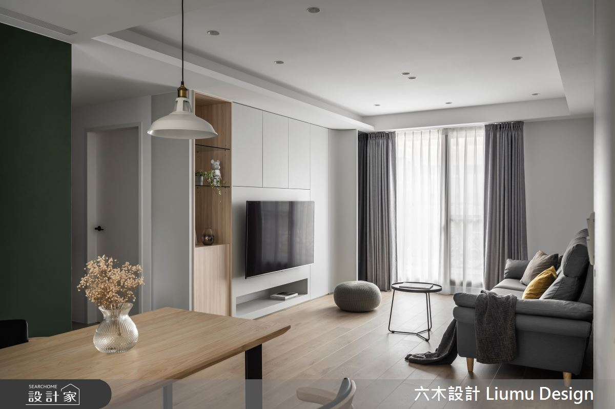 28坪新成屋(5年以下)_現代風案例圖片_六木設計 Liumu Design_六木_11之12