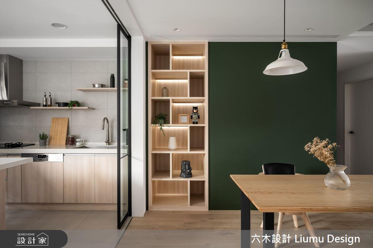 28坪新成屋(5年以下)_現代風案例圖片_六木設計 Liumu Design_六木_11之13