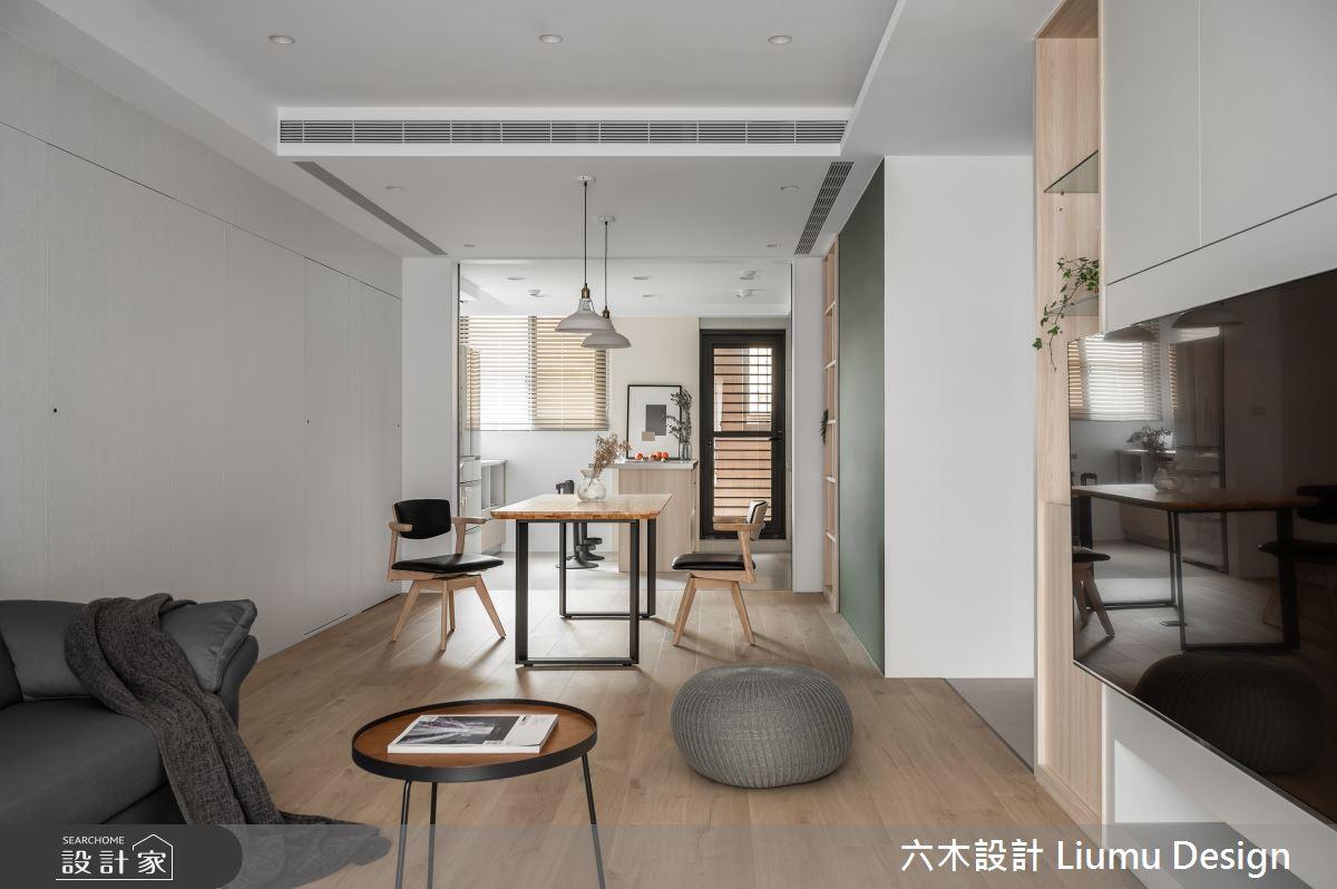 28坪新成屋(5年以下)_現代風案例圖片_六木設計 Liumu Design_六木_11之15
