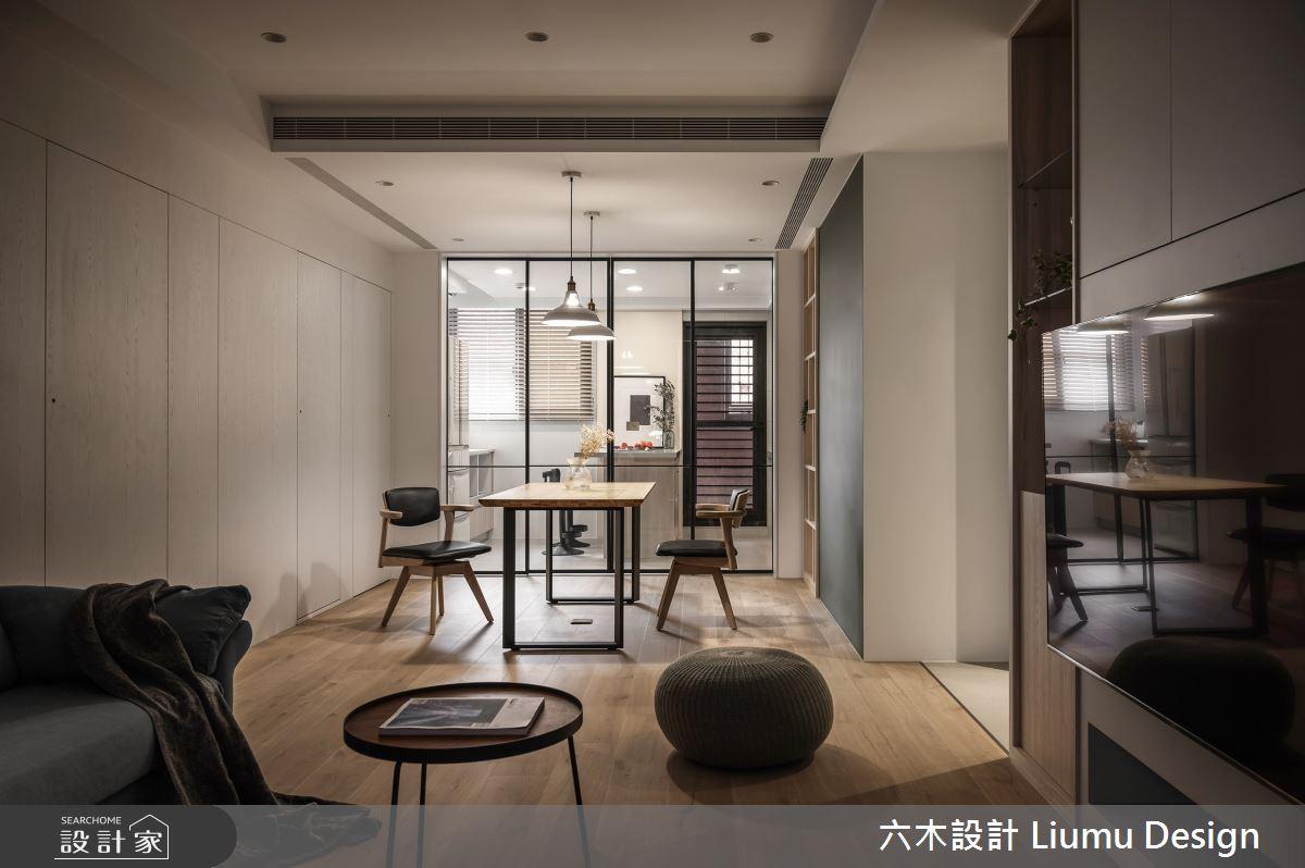 28坪新成屋(5年以下)_現代風案例圖片_六木設計 Liumu Design_六木_11之16