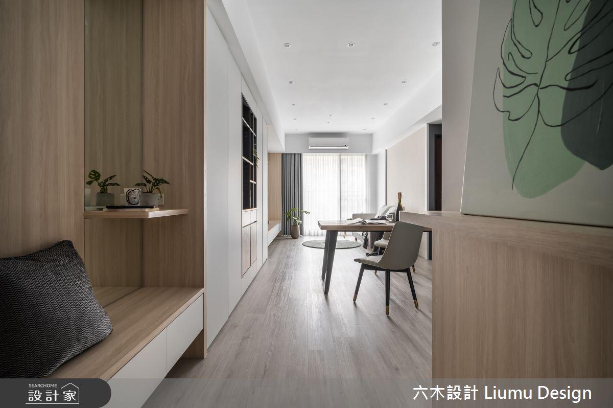 27坪新成屋(5年以下)_現代風案例圖片_六木設計 Liumu Design_六木_12之2