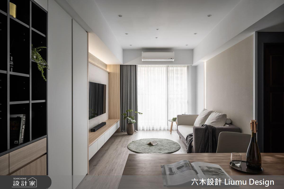 27坪新成屋(5年以下)_現代風案例圖片_六木設計 Liumu Design_六木_12之4