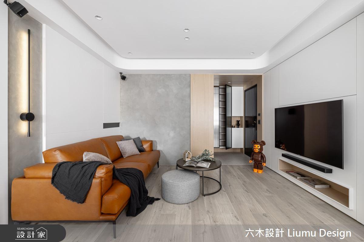 20坪新成屋(5年以下)_北歐風案例圖片_六木設計 Liumu Design_六木_13之2