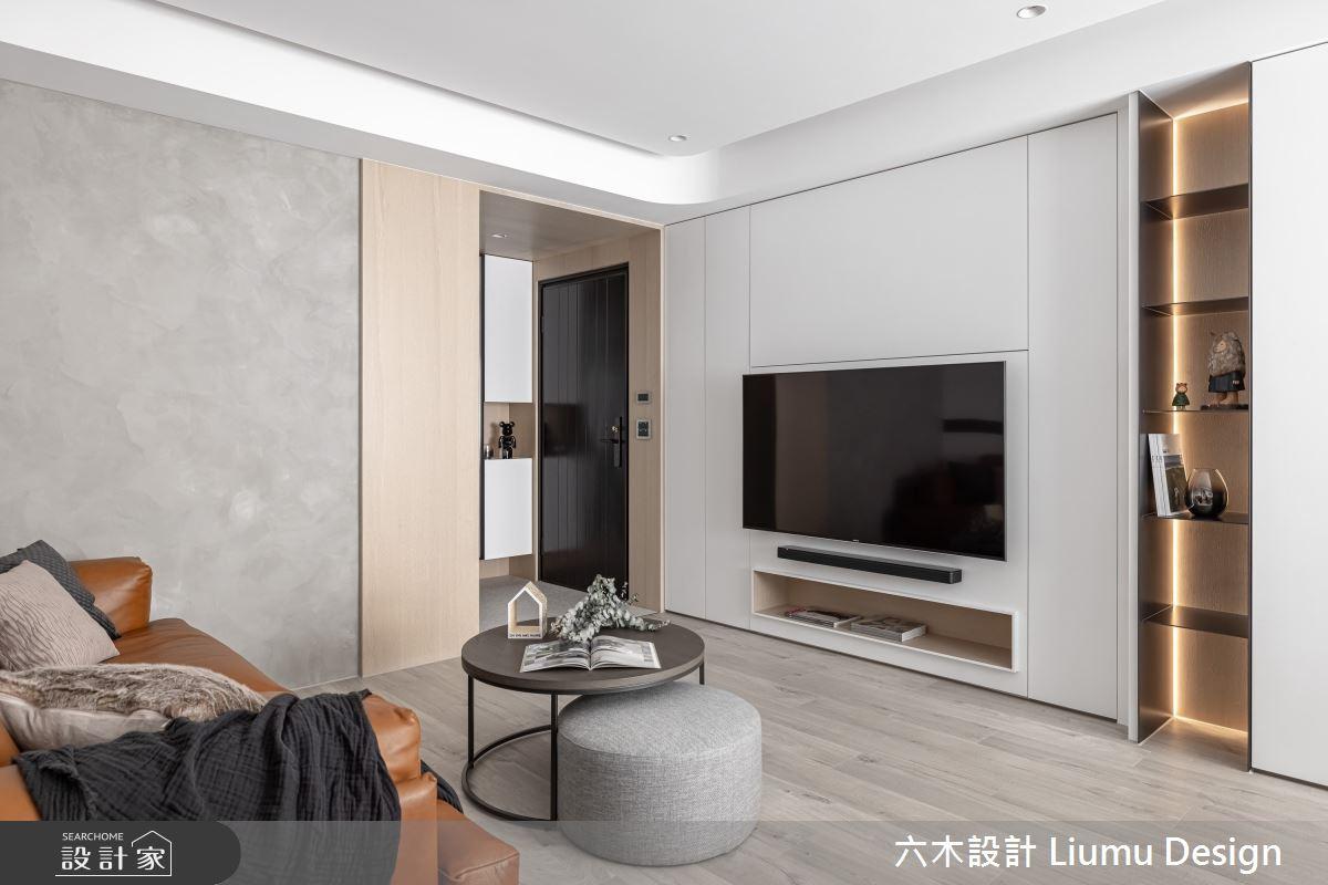 20坪新成屋(5年以下)_北歐風案例圖片_六木設計 Liumu Design_六木_13之3