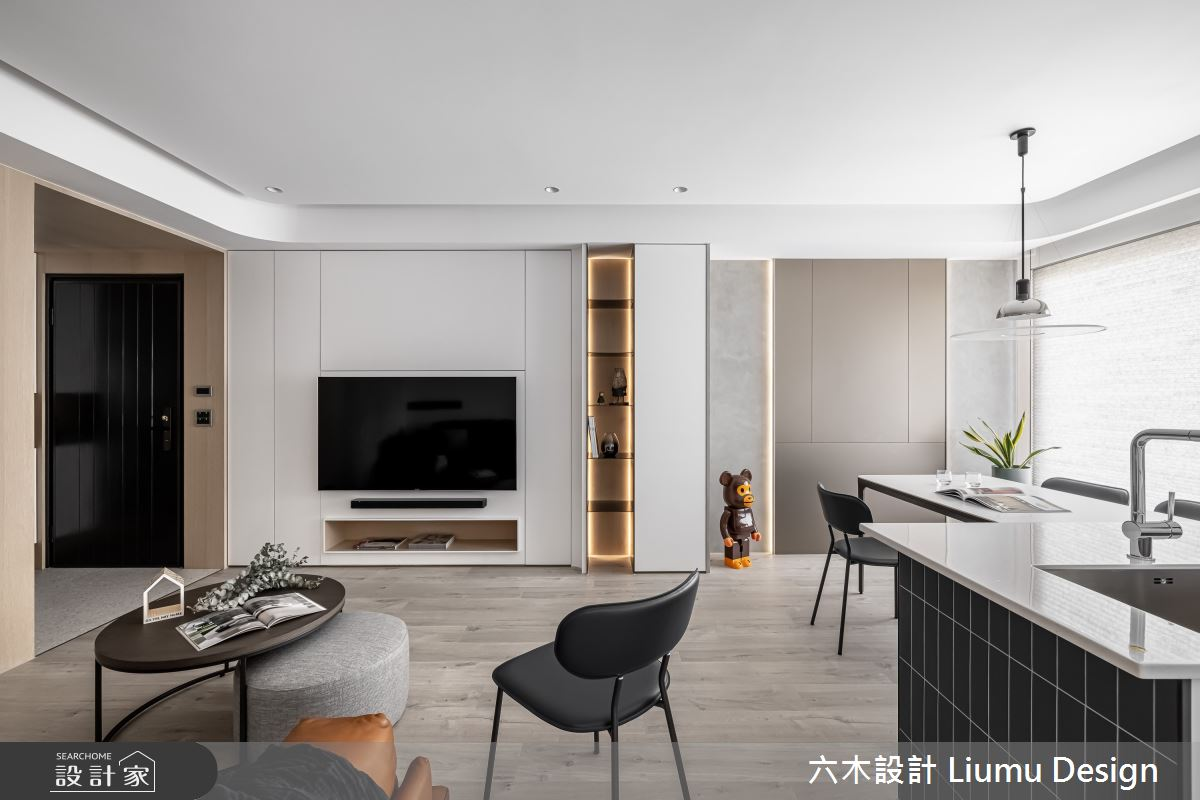 20坪新成屋(5年以下)_北歐風案例圖片_六木設計 Liumu Design_六木_13之4