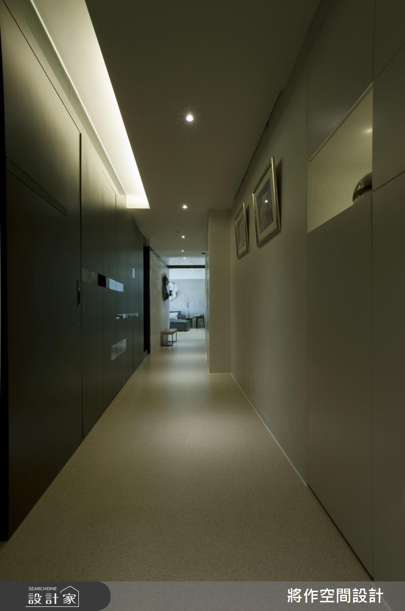 70坪新成屋(5年以下)_現代風玄關案例圖片_將作空間設計工作室_將作_04之1