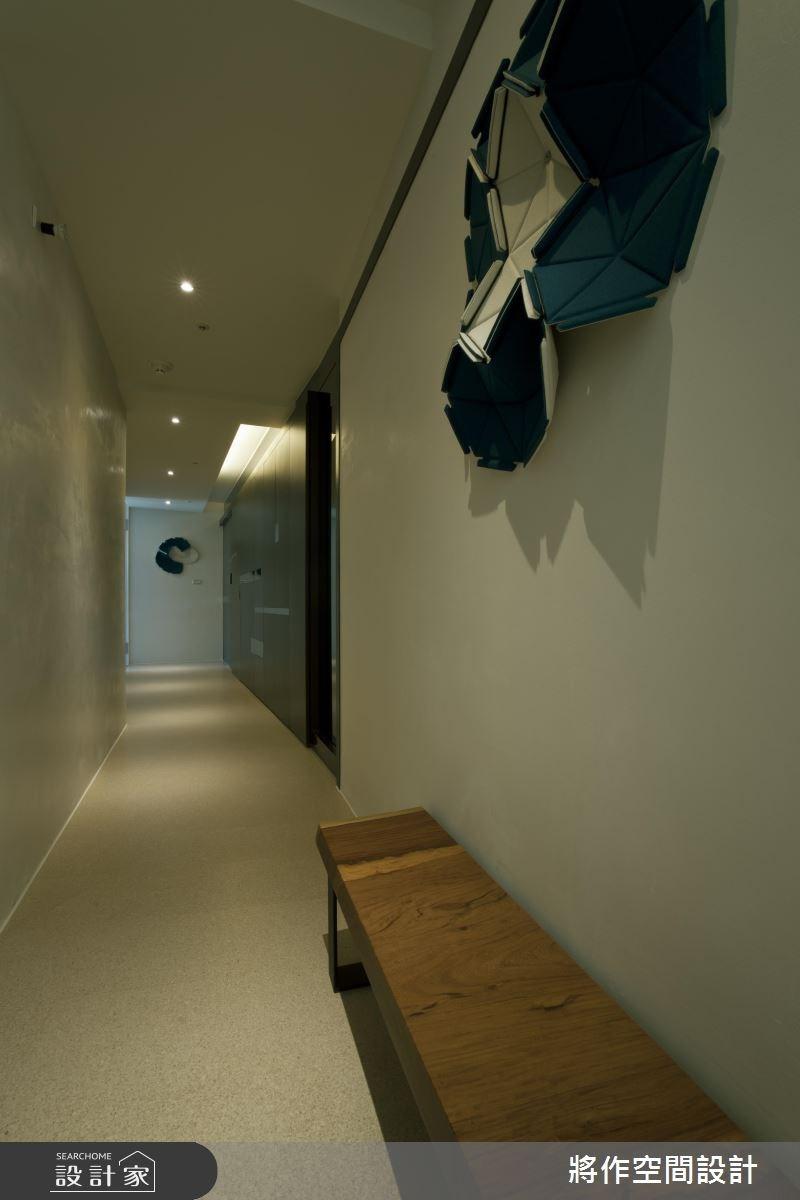 70坪新成屋(5年以下)_現代風玄關案例圖片_將作空間設計工作室_將作_04之3