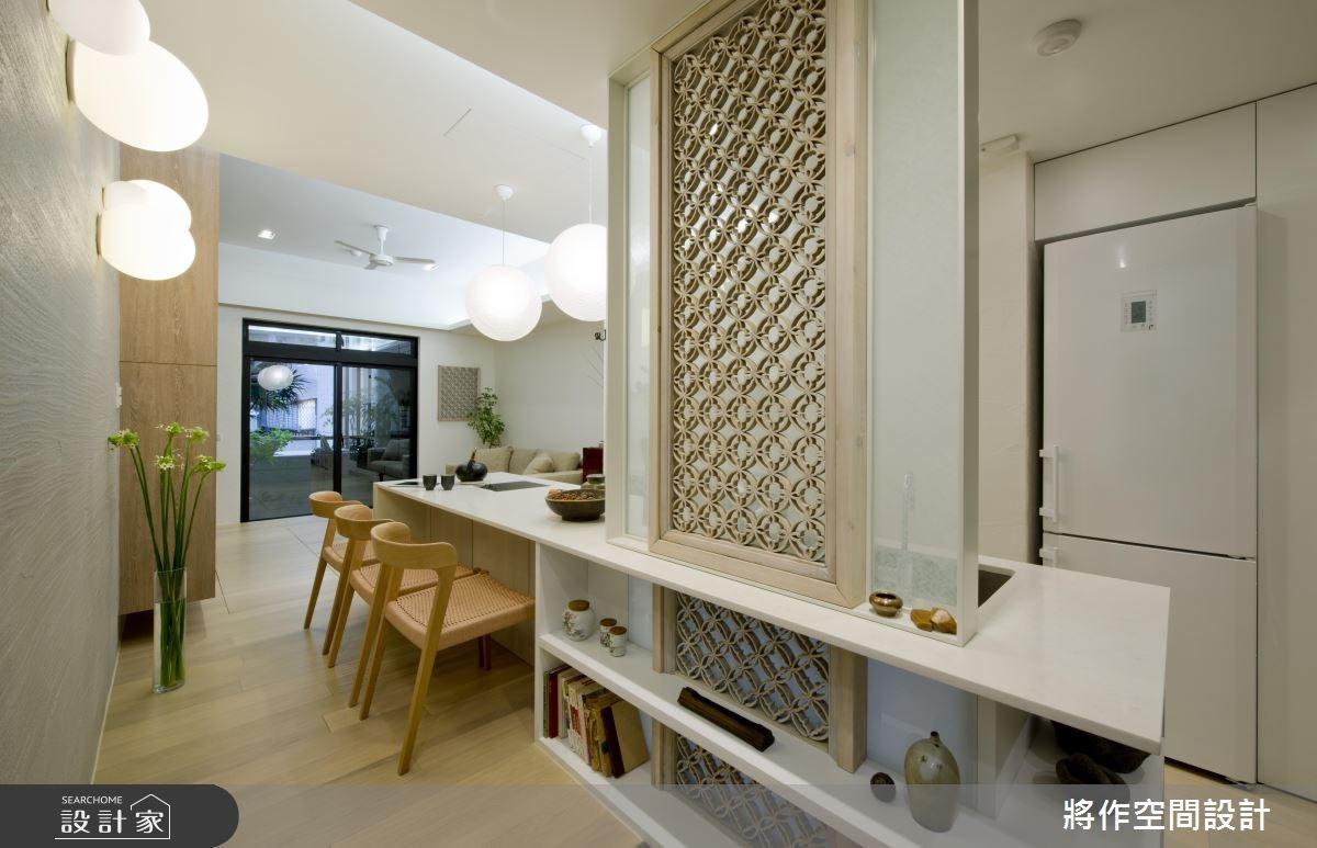 18坪新成屋(5年以下)_現代風餐廳案例圖片_將作空間設計工作室_將作_06之3