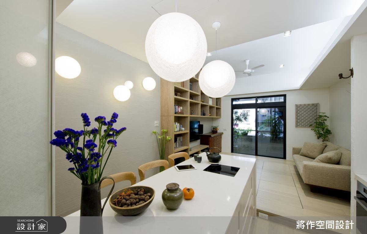 18坪新成屋(5年以下)_現代風餐廳案例圖片_將作空間設計工作室_將作_06之4