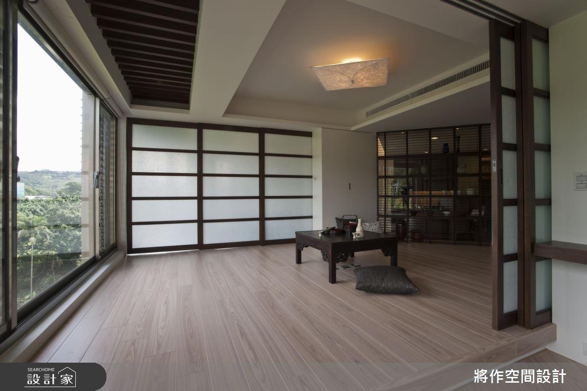 90坪老屋(16~30年)_人文禪風和室案例圖片_將作空間設計工作室_將作_07之21