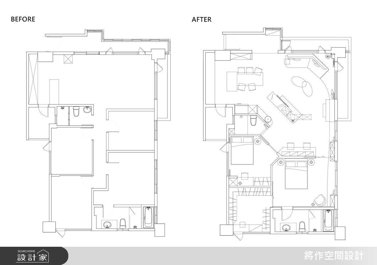 28坪老屋(16~30年)_混搭風案例圖片_將作空間設計工作室_將作_14之9