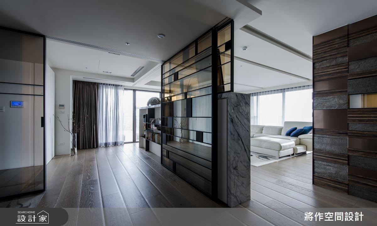55坪新成屋(5年以下)_混搭風案例圖片_將作空間設計工作室_將作_16之2