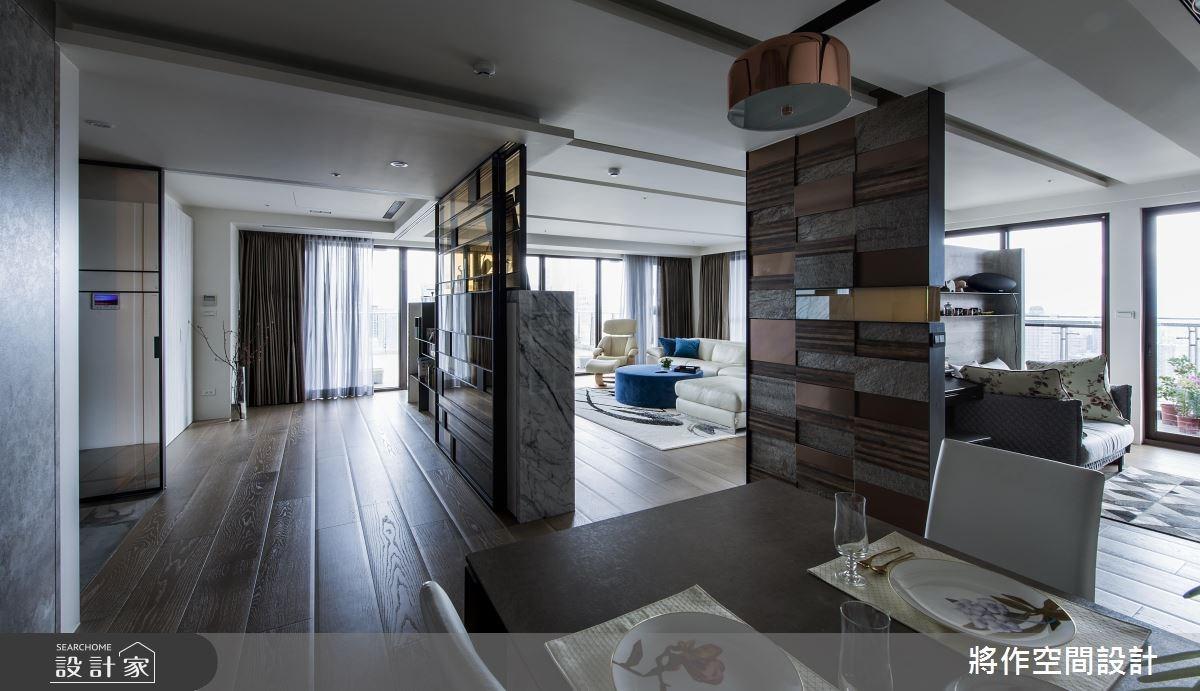 55坪新成屋(5年以下)_混搭風案例圖片_將作空間設計工作室_將作_16之3