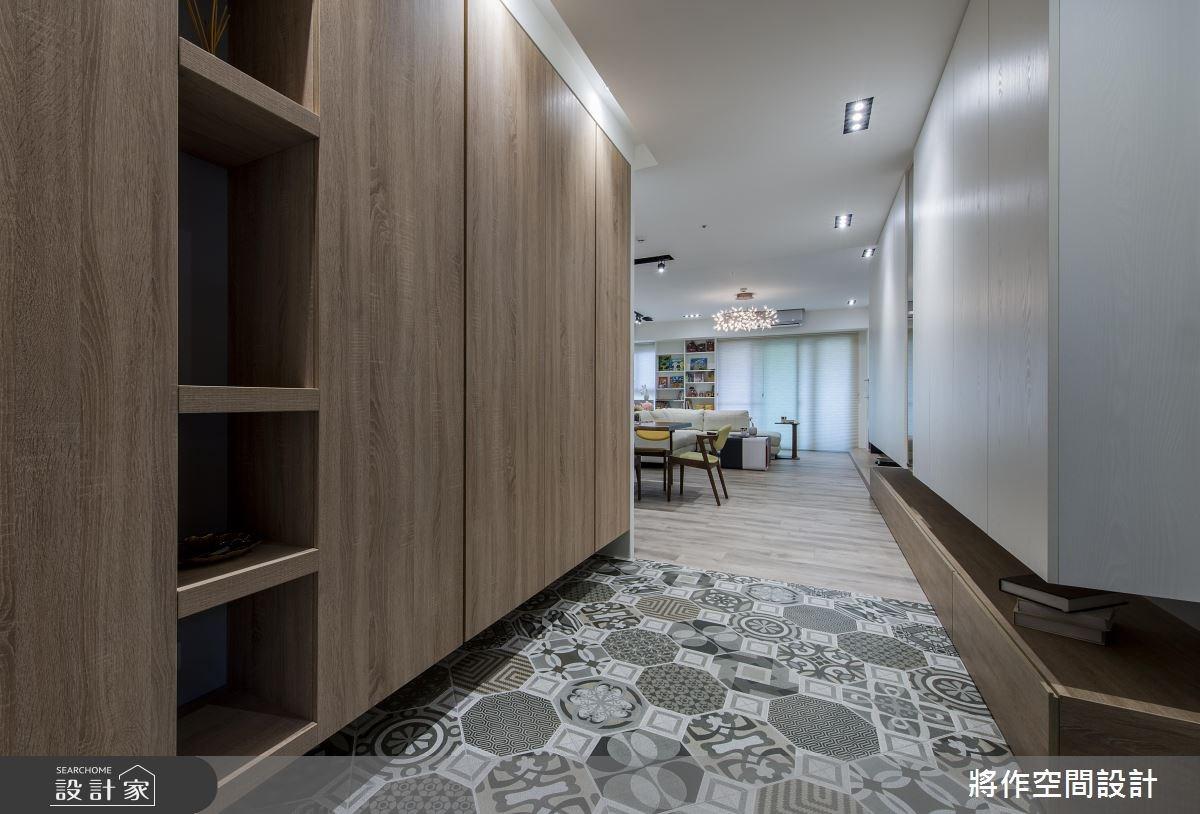 新成屋(5年以下)_現代風玄關案例圖片_將作空間設計工作室_將作_18之2