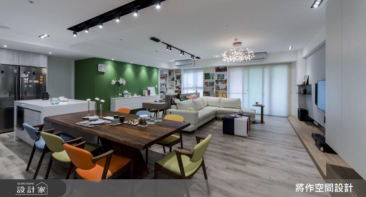 新成屋(5年以下)_現代風餐廳案例圖片_將作空間設計工作室_將作_18之4