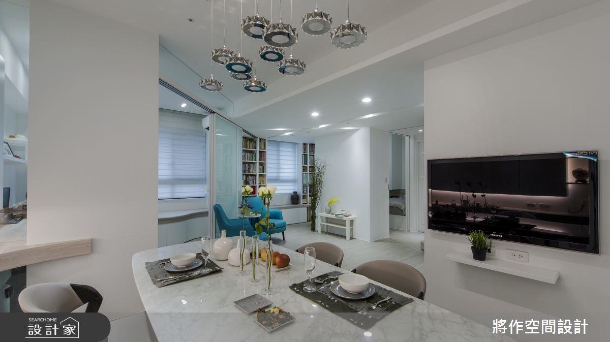 新成屋(5年以下)_混搭風餐廳案例圖片_將作空間設計工作室_將作_19之3