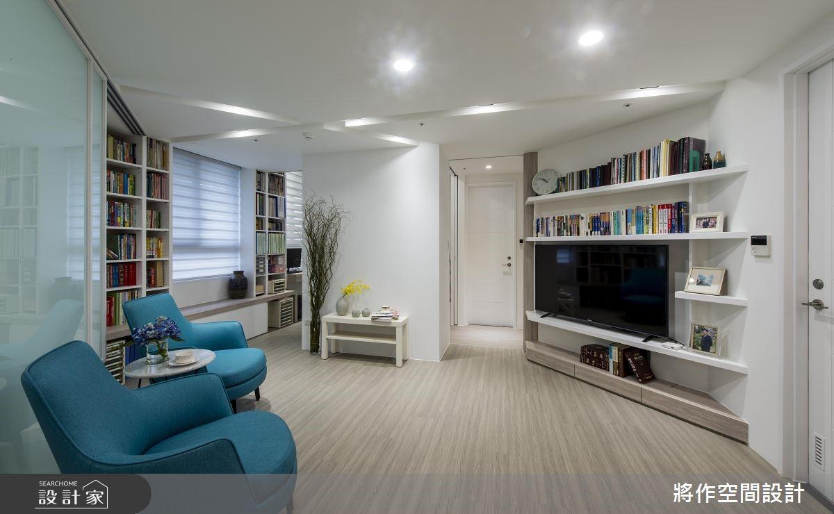 新成屋(5年以下)_混搭風客廳案例圖片_將作空間設計工作室_將作_19之6