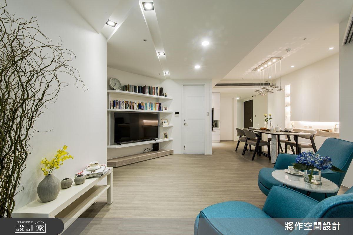 新成屋(5年以下)_混搭風客廳案例圖片_將作空間設計工作室_將作_19之7