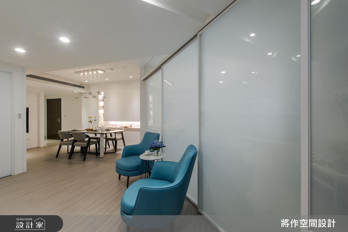 新成屋(5年以下)_混搭風客廳案例圖片_將作空間設計工作室_將作_19之12