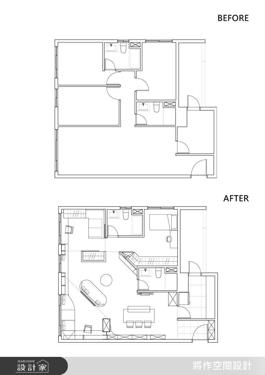 新成屋(5年以下)_混搭風案例圖片_將作空間設計工作室_將作_19之19