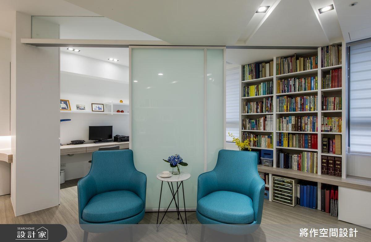 新成屋(5年以下)_混搭風客廳案例圖片_將作空間設計工作室_將作_19之11