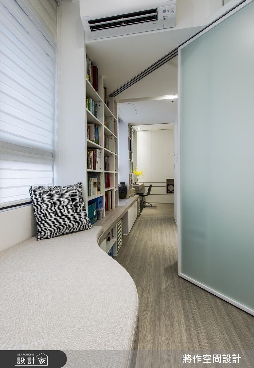 新成屋(5年以下)_混搭風臥榻案例圖片_將作空間設計工作室_將作_19之14