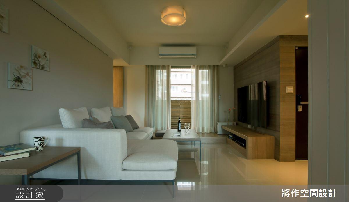 27坪老屋(31~40年)_現代風客廳案例圖片_將作空間設計工作室_將作_22之3