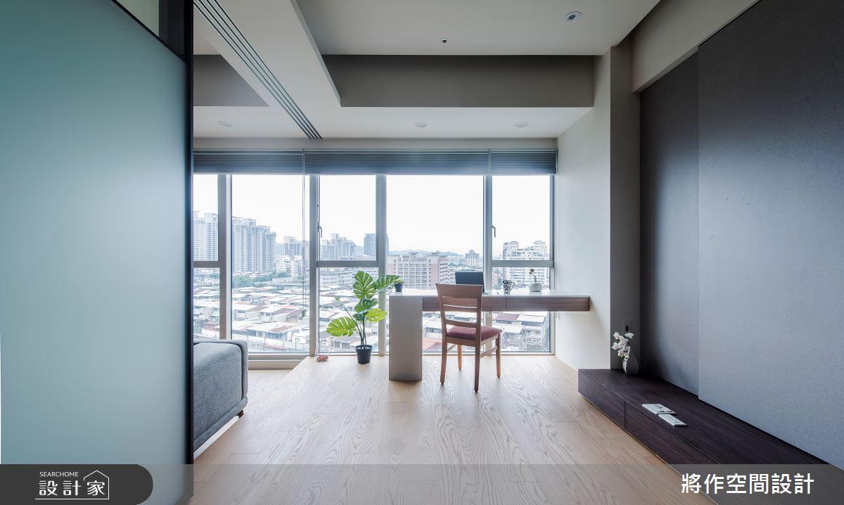 22坪新成屋(5年以下)_簡約風書房案例圖片_將作空間設計工作室_將作_24之8