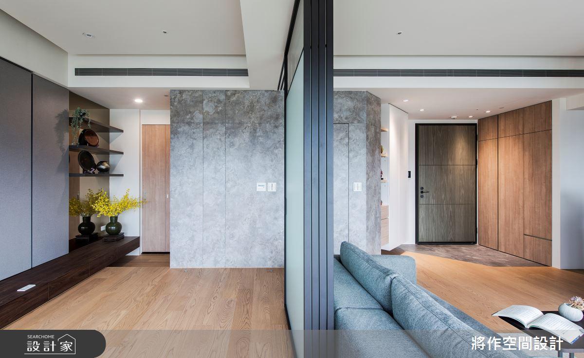 22坪新成屋(5年以下)_簡約風多功能室案例圖片_將作空間設計工作室_將作_24之9
