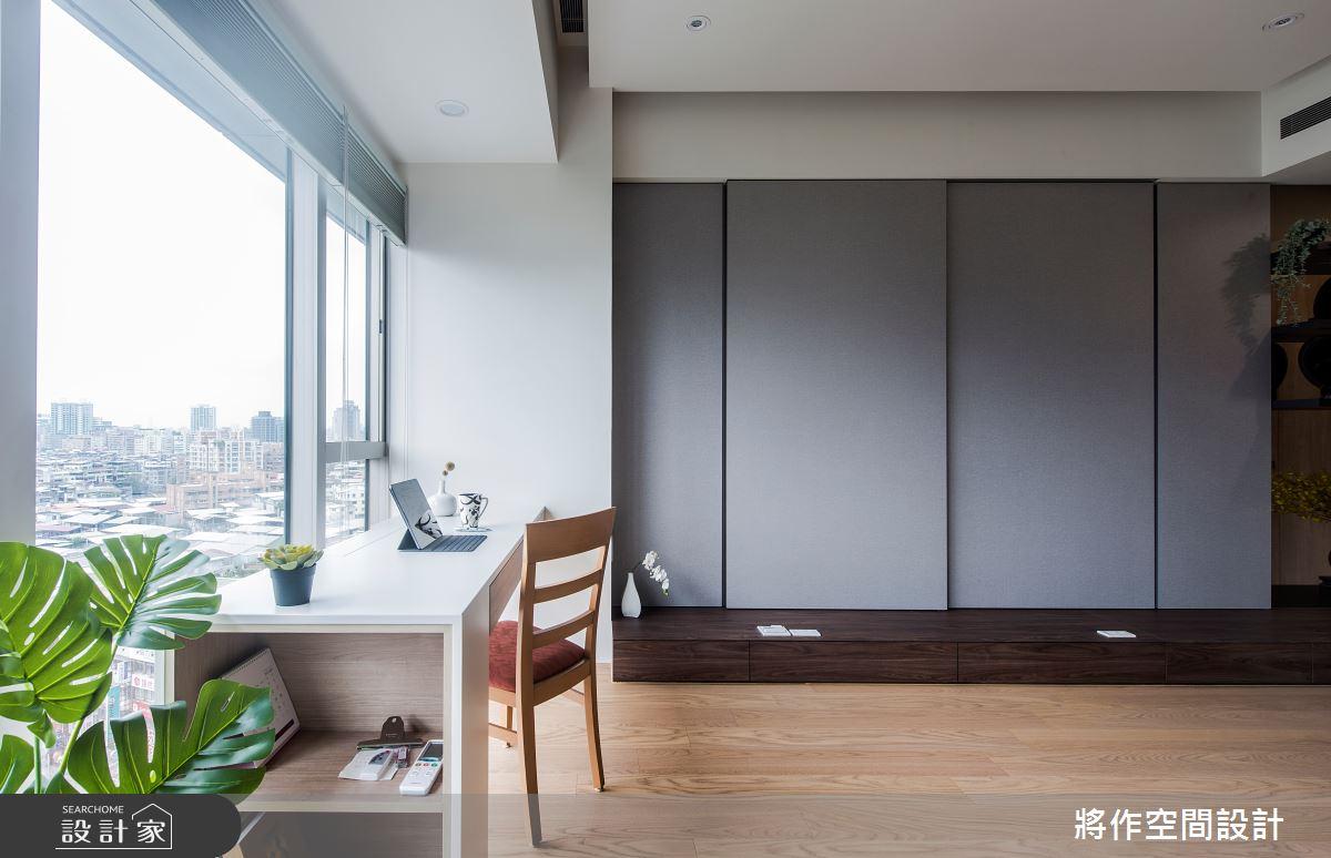 22坪新成屋(5年以下)_簡約風書房案例圖片_將作空間設計工作室_將作_24之10