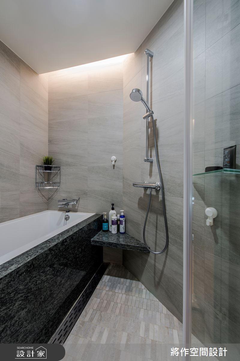 22坪新成屋(5年以下)_簡約風浴室案例圖片_將作空間設計工作室_將作_24之15