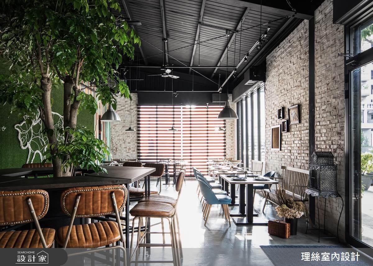 30坪_工業風商業空間案例圖片_理絲室內設計有限公司_理絲_10之2