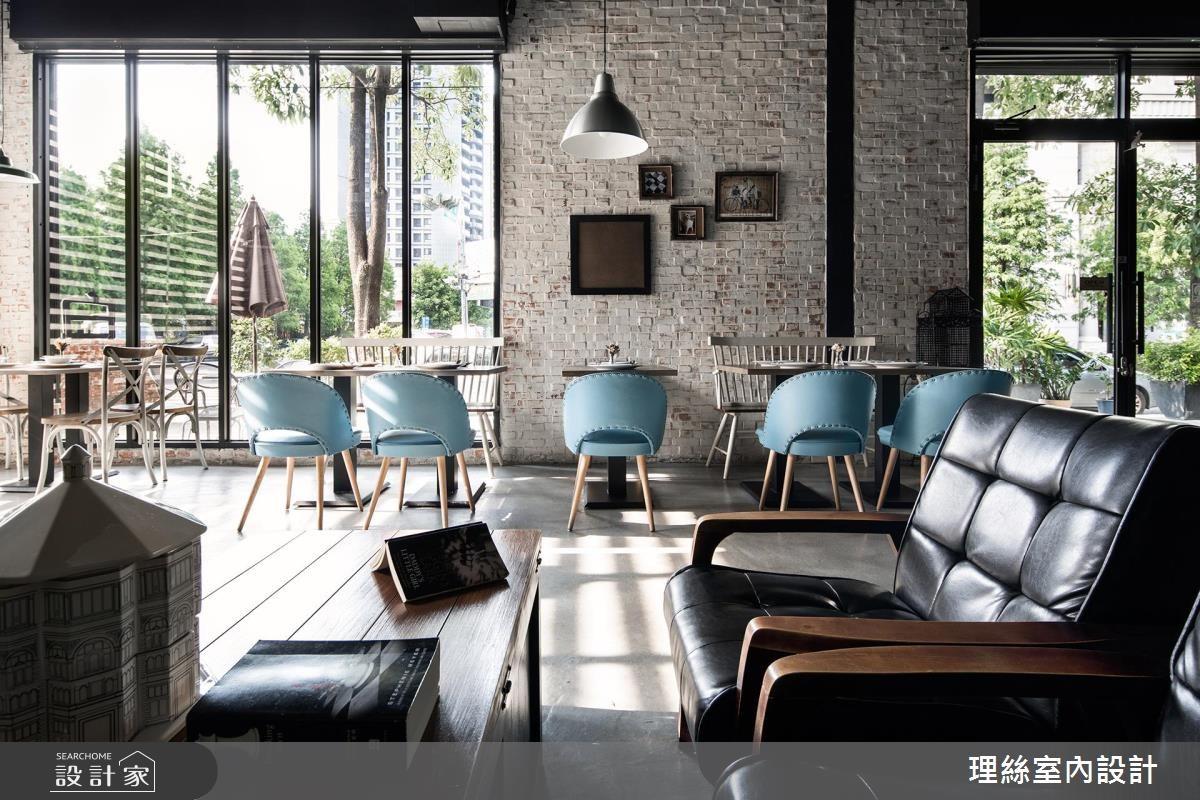 30坪_工業風商業空間案例圖片_理絲室內設計有限公司_理絲_10之4