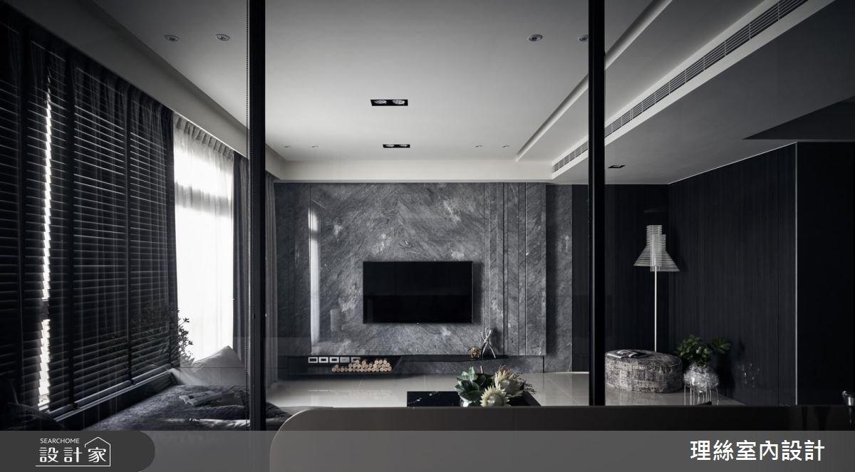 33坪新成屋(5年以下)_現代風客廳案例圖片_理絲室內設計有限公司_理絲_14之5