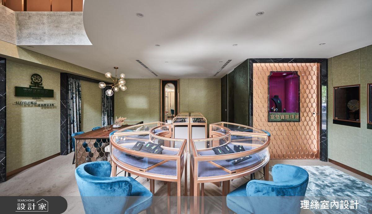 40坪中古屋(5~15年)_奢華風商業空間案例圖片_理絲室內設計有限公司_理絲_19之2