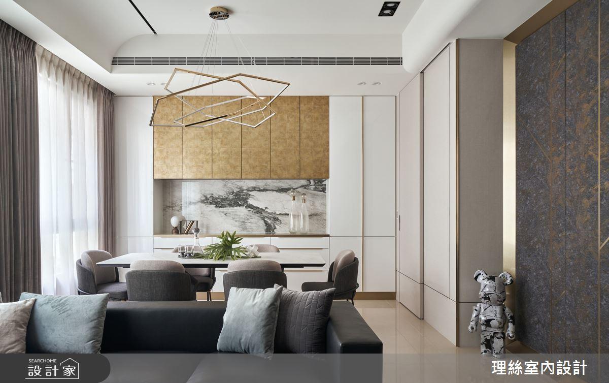 30坪新成屋(5年以下)_新中式風案例圖片_理絲室內設計有限公司_理絲_23之1