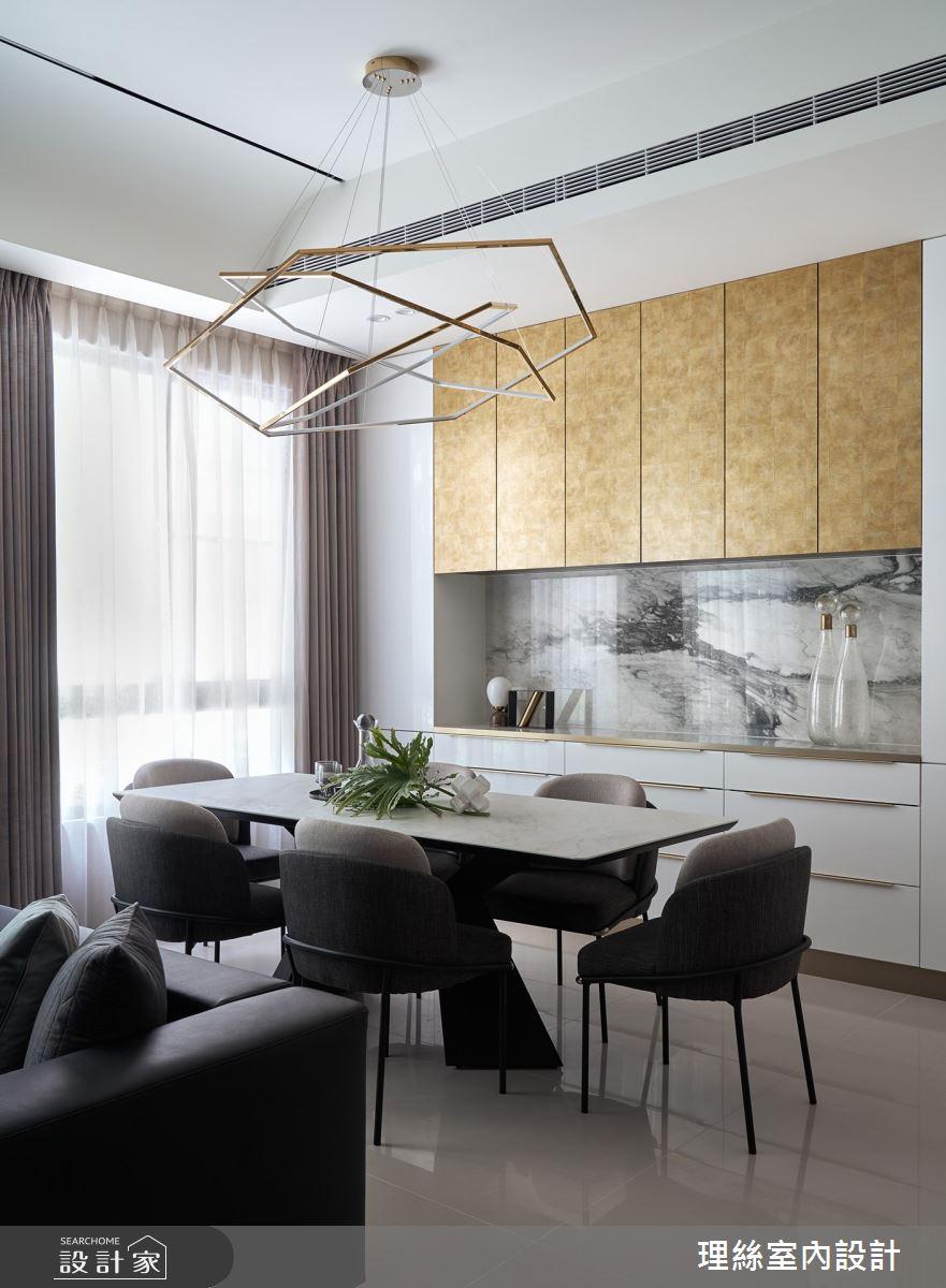 30坪新成屋(5年以下)_新中式風案例圖片_理絲室內設計有限公司_理絲_23之2