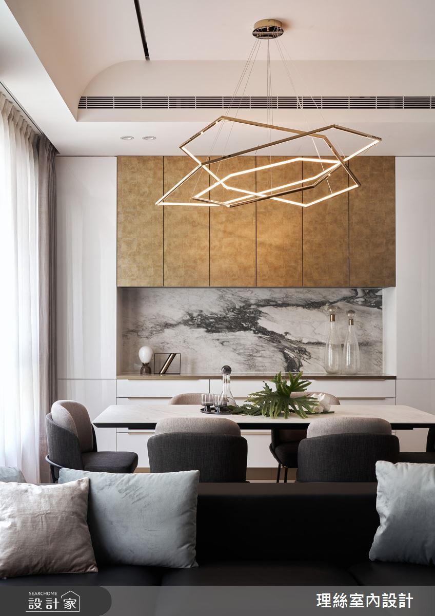 30坪新成屋(5年以下)_新中式風案例圖片_理絲室內設計有限公司_理絲_23之4