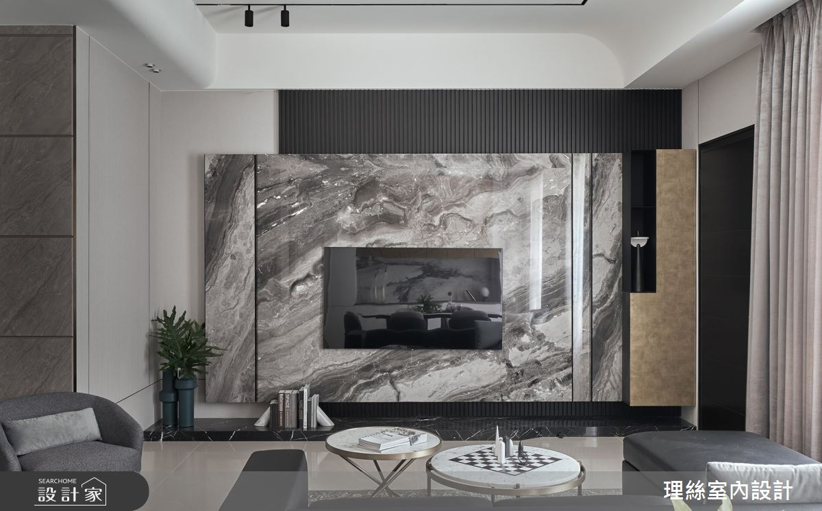 30坪新成屋(5年以下)_新中式風案例圖片_理絲室內設計有限公司_理絲_23之9