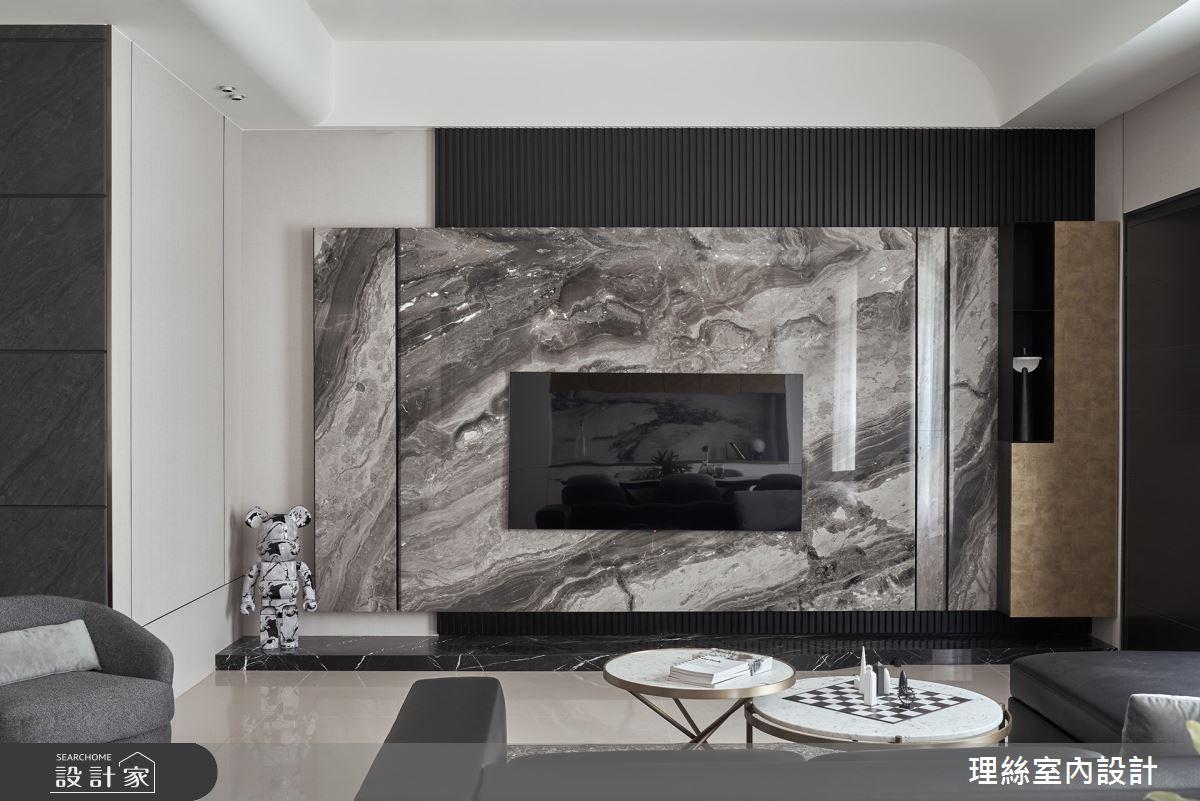 30坪新成屋(5年以下)_新中式風案例圖片_理絲室內設計有限公司_理絲_23之13
