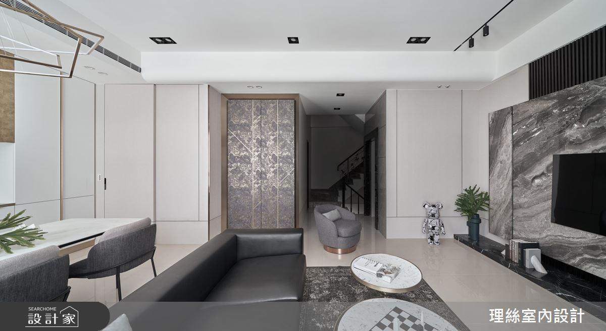 30坪新成屋(5年以下)_新中式風案例圖片_理絲室內設計有限公司_理絲_23之14