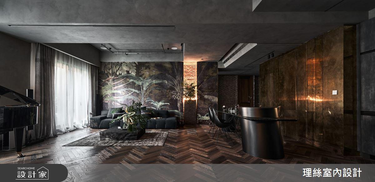 46坪中古屋(5~15年)_奢華風案例圖片_理絲室內設計有限公司_理絲_24之2