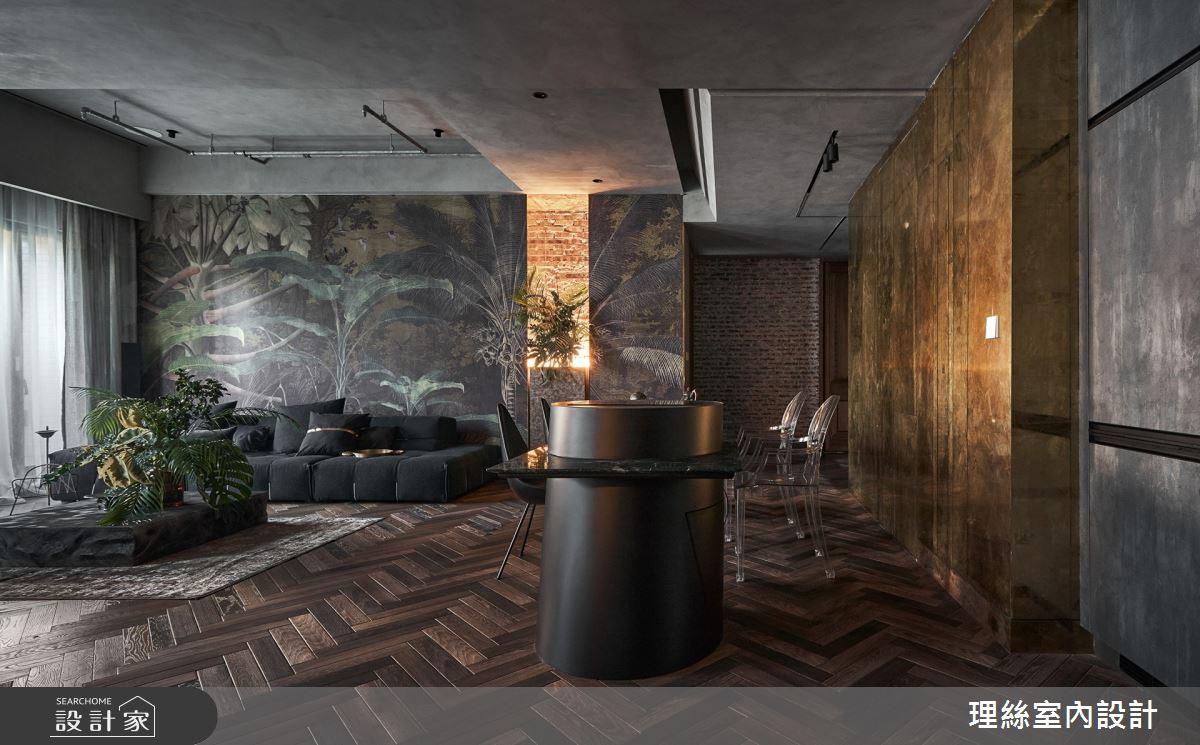 46坪中古屋(5~15年)_奢華風案例圖片_理絲室內設計有限公司_理絲_24之3