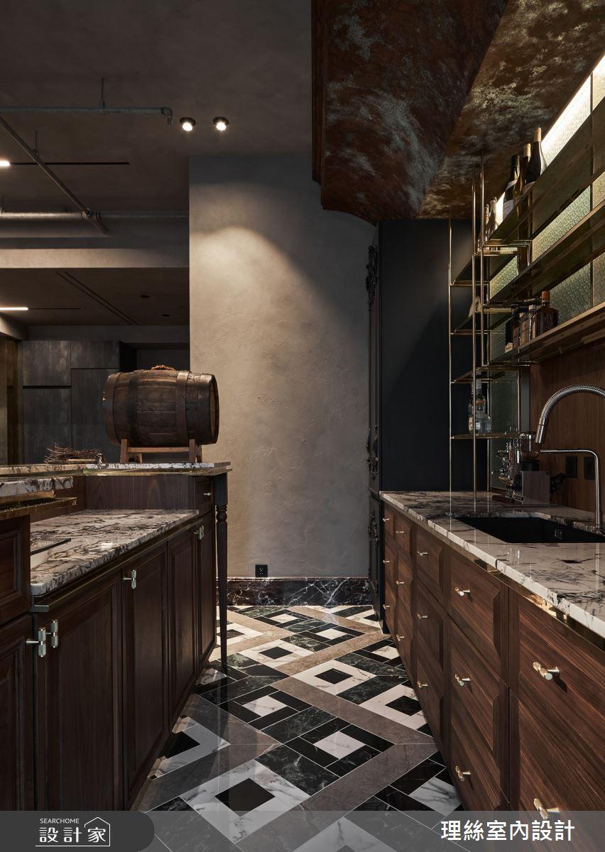46坪中古屋(5~15年)_奢華風案例圖片_理絲室內設計有限公司_理絲_24之4