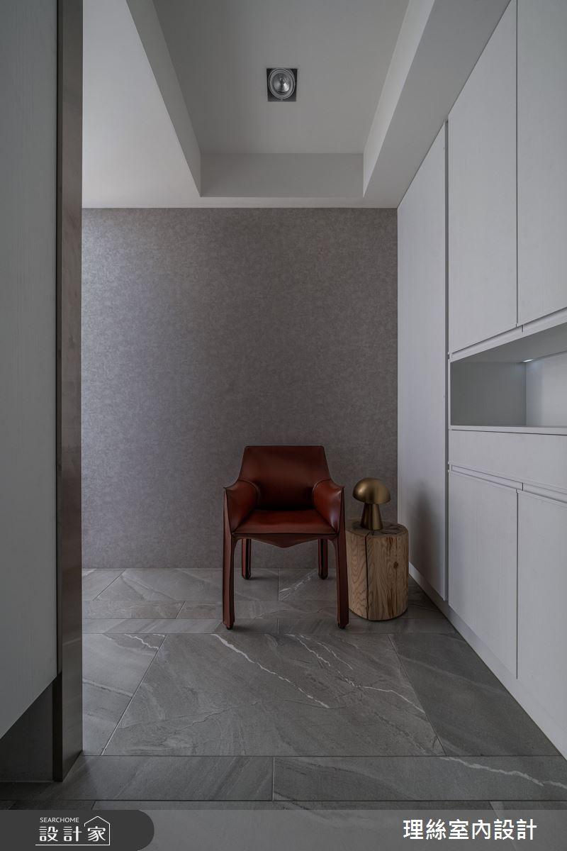 46坪預售屋_現代風玄關案例圖片_理絲室內設計有限公司_理絲_25之1