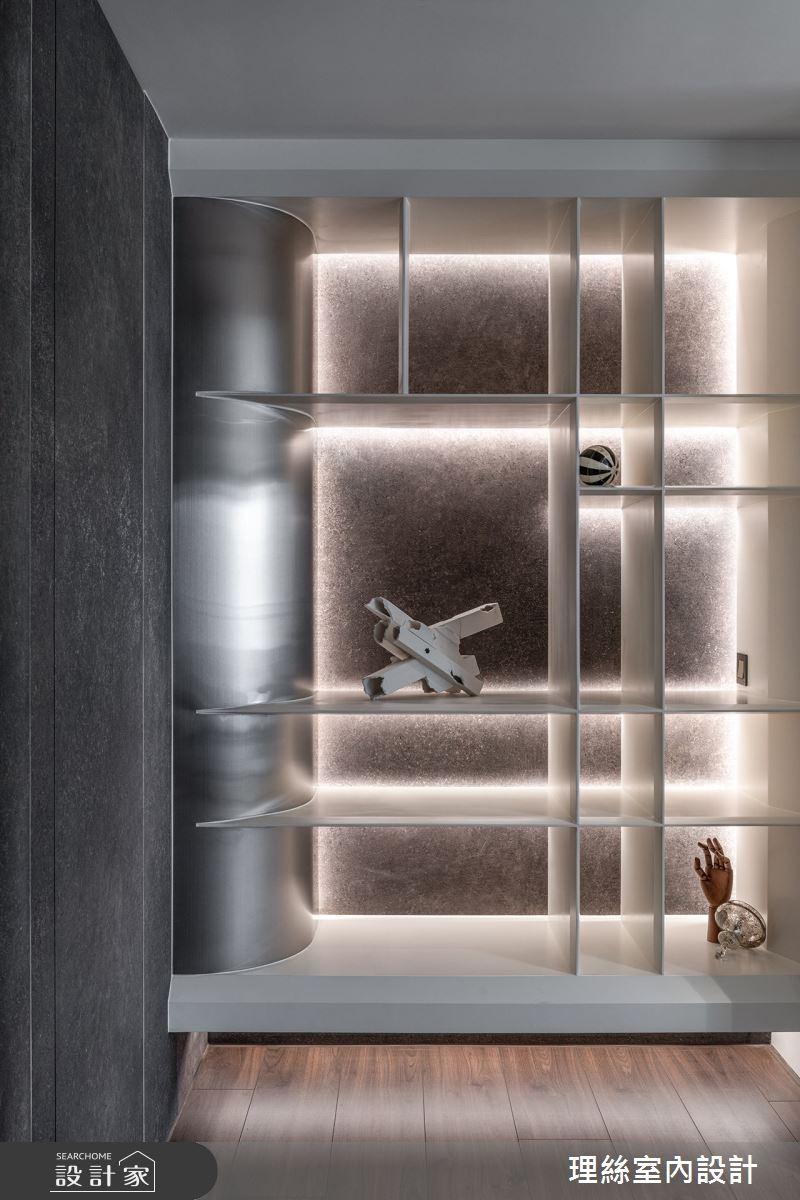 46坪預售屋_現代風案例圖片_理絲室內設計有限公司_理絲_25之7