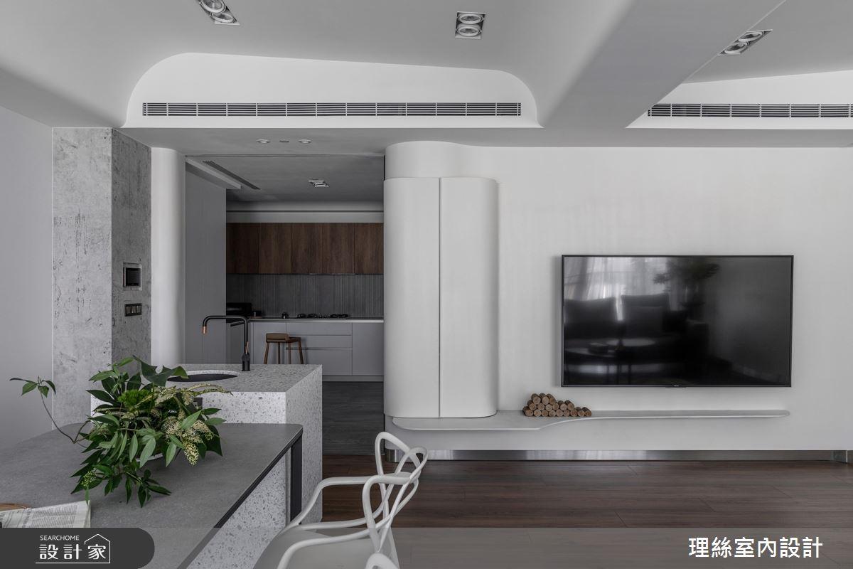 46坪預售屋_現代風餐廳案例圖片_理絲室內設計有限公司_理絲_25之13