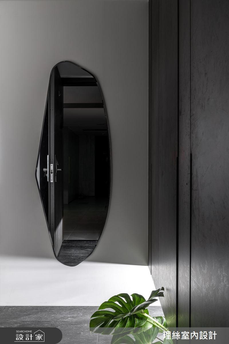 46坪預售屋_現代風案例圖片_理絲室內設計有限公司_理絲_26之79